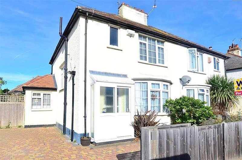 3 Bedrooms Semi Detached House for sale in Pier Avenue, Herne Bay, Kent