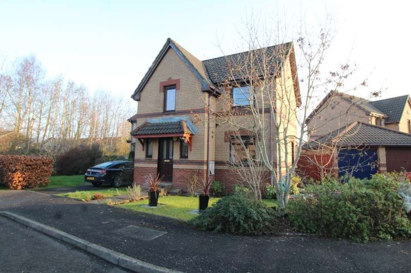 3 Bedrooms Detached House for sale in Fulmar Brae, Livingston, EH54
