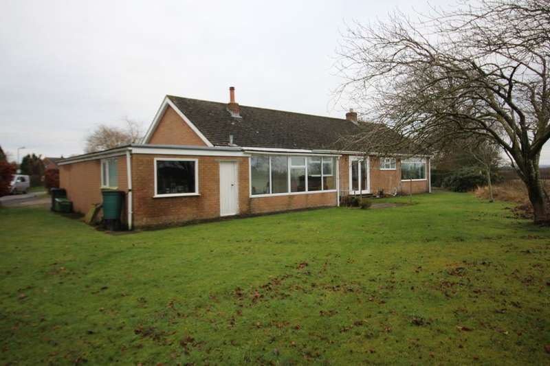 3 Bedrooms Detached Bungalow for sale in Barclose,Scaleby, Carlisle, CA6