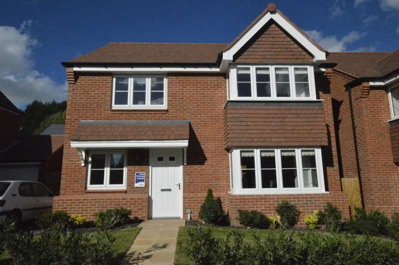 4 Bedrooms Detached House for sale in The Durham Haversham Gardens, Newport, TF10