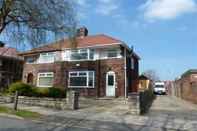 3 Bedrooms Semi Detached House for rent in Borrowdale Road, Bebington