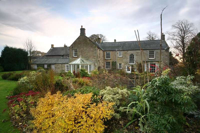 5 Bedrooms Detached House for sale in Whalton, Morpeth, Northumberland NE61