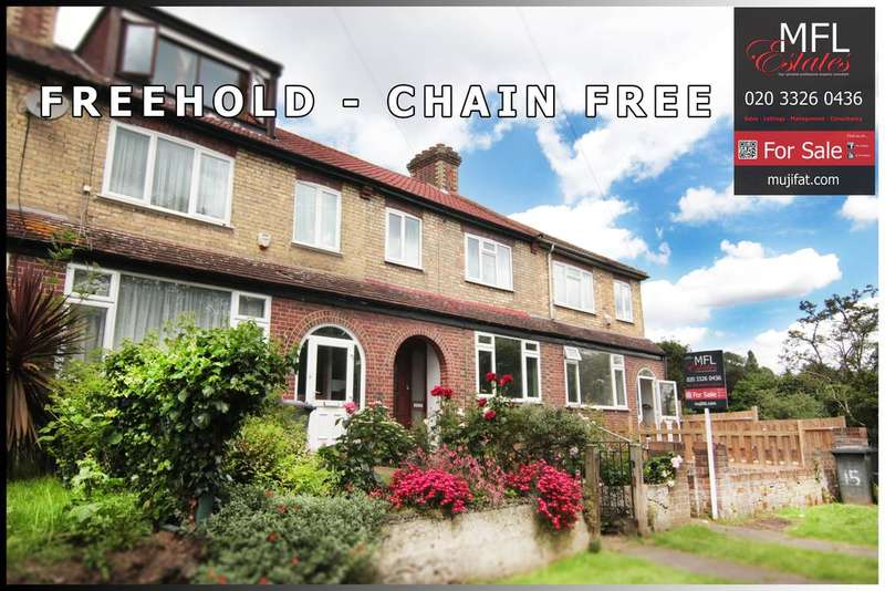 3 Bedrooms Terraced House for sale in Charlecote Grove, Sydenham, London SE26