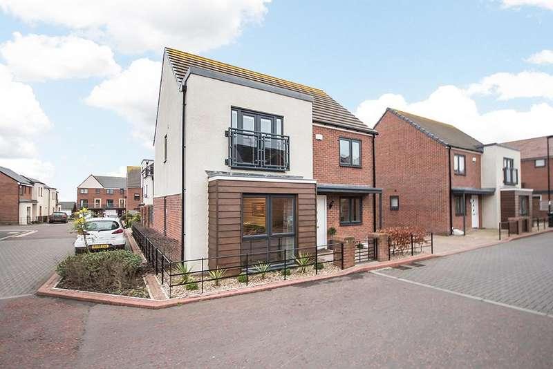 4 Bedrooms Detached House for sale in Swinhoe Road, Great Park, Newcastle upon Tyne NE13