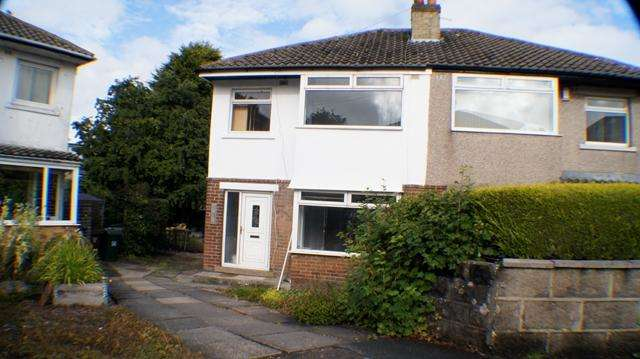 3 Bedrooms Semi Detached House for sale in Three bedrooms property for sale BD9 Brantwood Grove