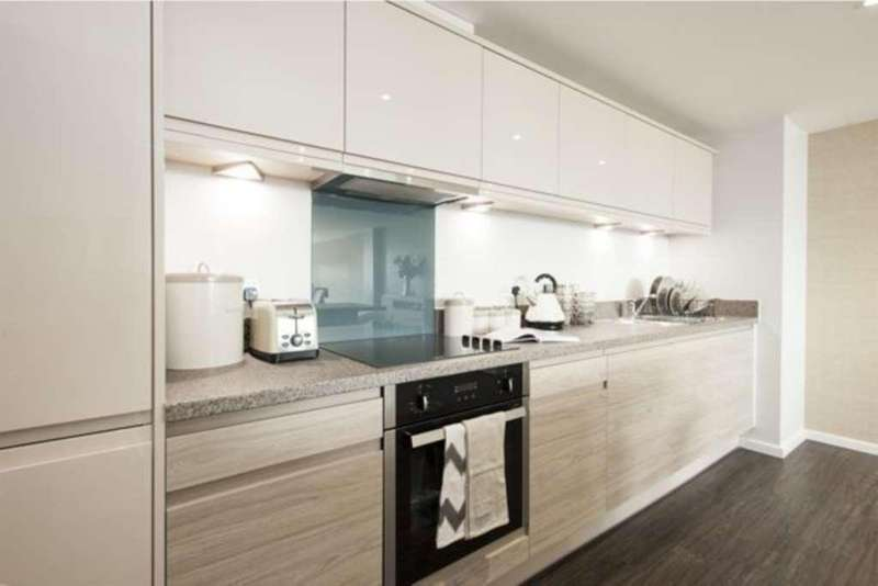 3 Bedrooms Penthouse Flat for sale in 10.05 Marco Island, Huntingdon Street, Nottingham NG1