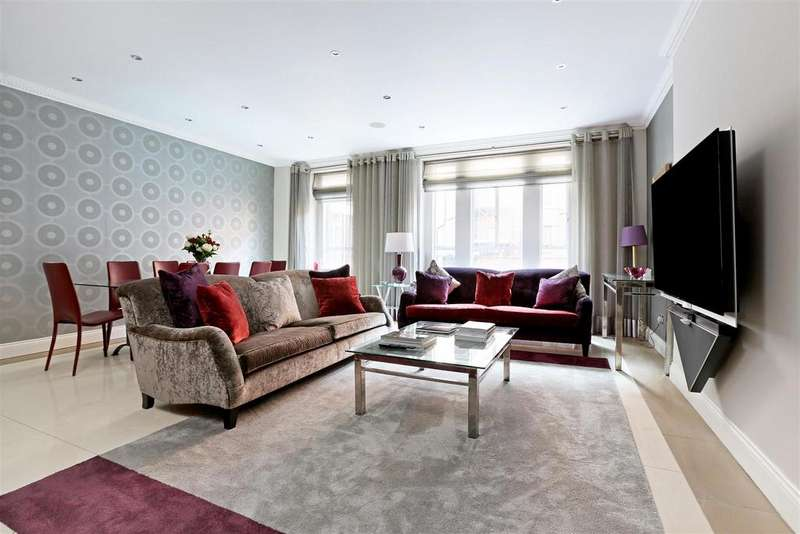 2 Bedrooms Apartment Flat for sale in St James's Chambers, Ryder Street, London SW1Y