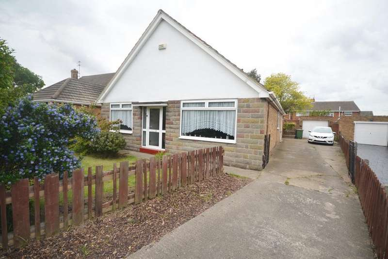 4 Bedrooms Detached Bungalow for sale in West Dyke Road, Redcar TS10