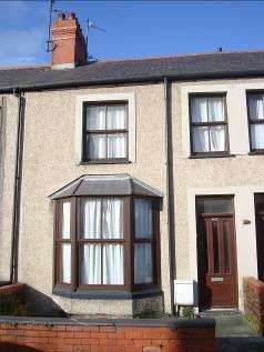 5 Bedrooms Terraced House for sale in Bangor LL57