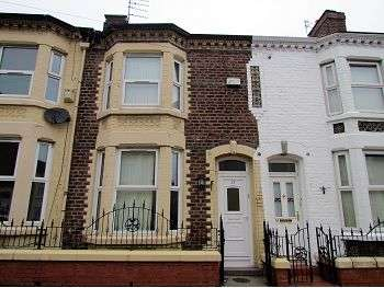3 Bedrooms Terraced House for sale in Hawkesworth Street, Anfield, Liverpool