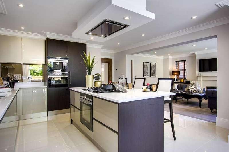 4 Bedrooms Detached House for sale in Cavendish Gate, Cavendish Road, Weybridge KT13