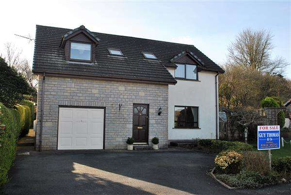 4 Bedrooms Detached House for sale in 18 Hywel Way