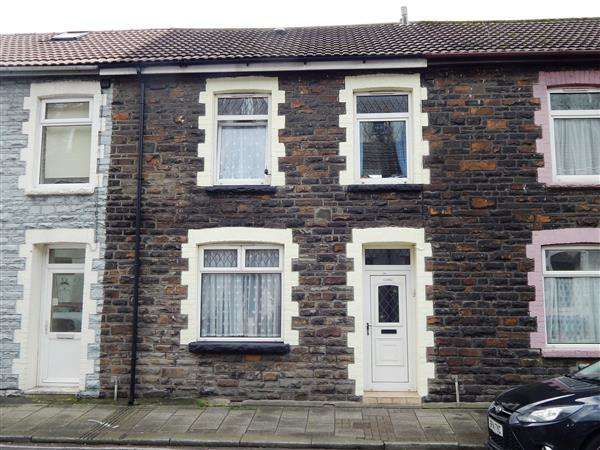 1 Bedroom Terraced House for sale in North Road, Porth