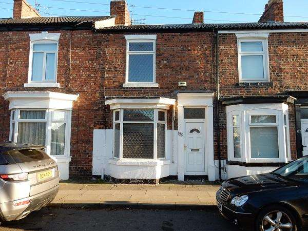 3 Bedrooms Terraced House for sale in Station Road, Norton, Stockton on Tees TS20