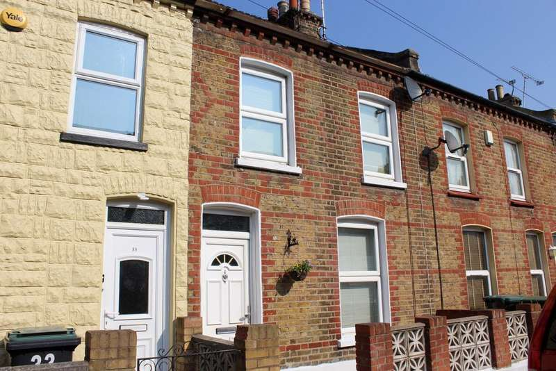 2 Bedrooms Terraced House for sale in Raphael Road, Gravesend DA12