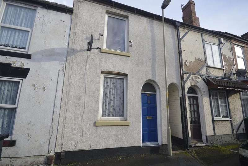 2 Bedrooms Terraced House for sale in Campbell Street, Brierley Hill DY5