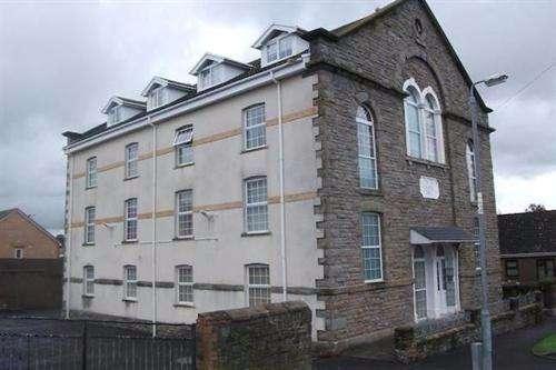 2 Bedrooms Flat for sale in Dock Chapel