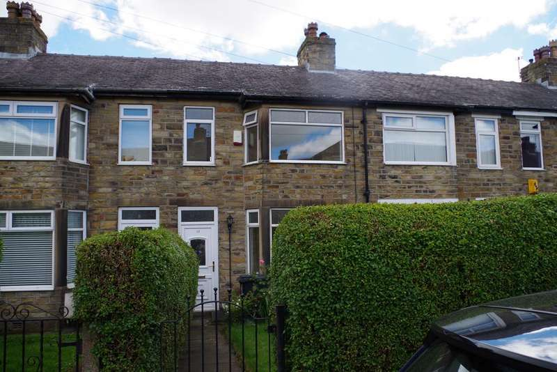2 Bedrooms Town House for sale in Springhall Drive, Halifax HX2
