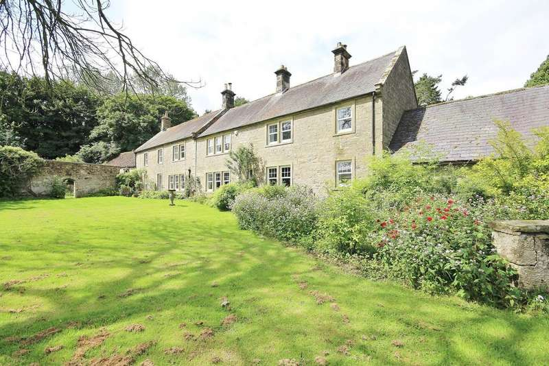 7 Bedrooms Detached House for sale in Thropton, Nr Rothbury, Morpeth NE65