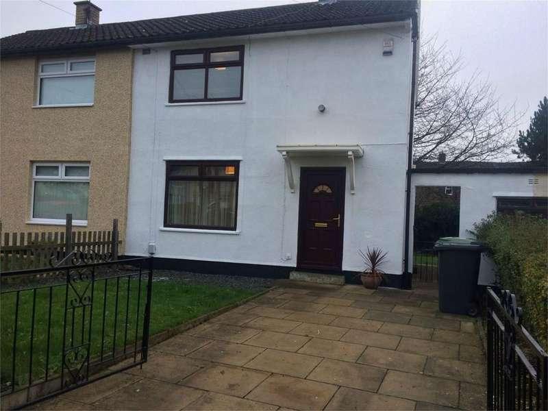 2 Bedrooms Semi Detached House for sale in 23 Woodman Avenue, Bradley, Huddersfield, West Yorkshire