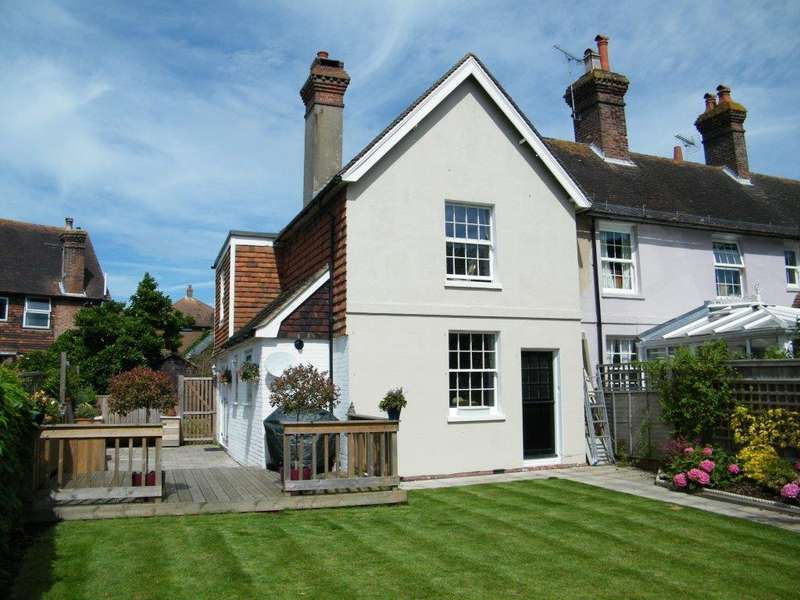 3 Bedrooms Cottage House for sale in Lower High Street, Wadhurst