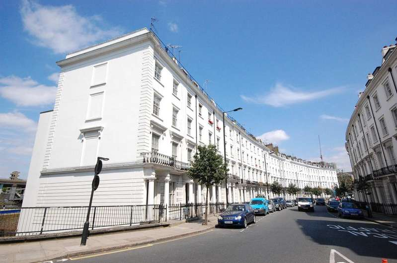 3 Bedrooms Flat for sale in Gloucester Terrace