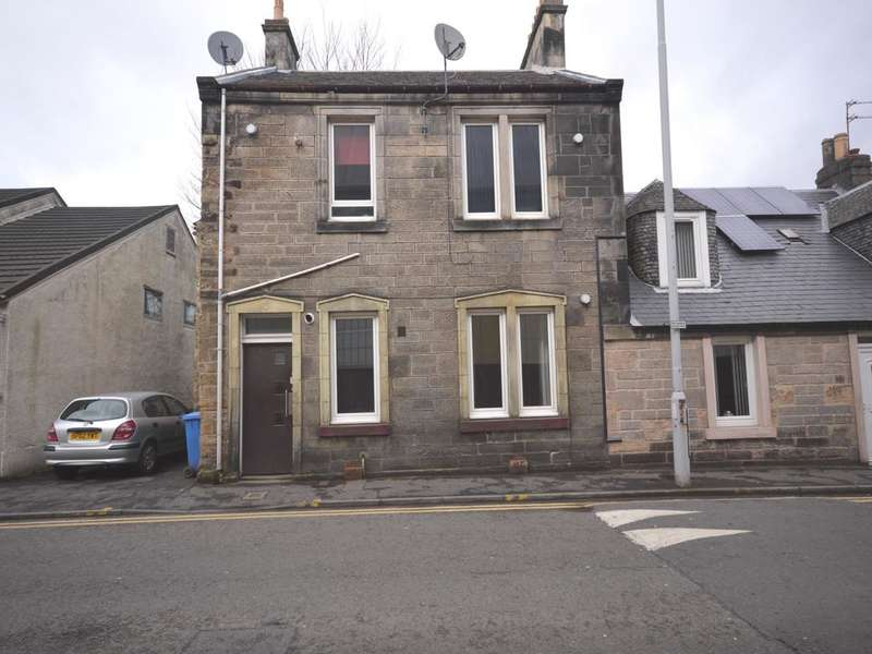1 Bedroom Flat for sale in Campbell Street, Dunfermline, KY12