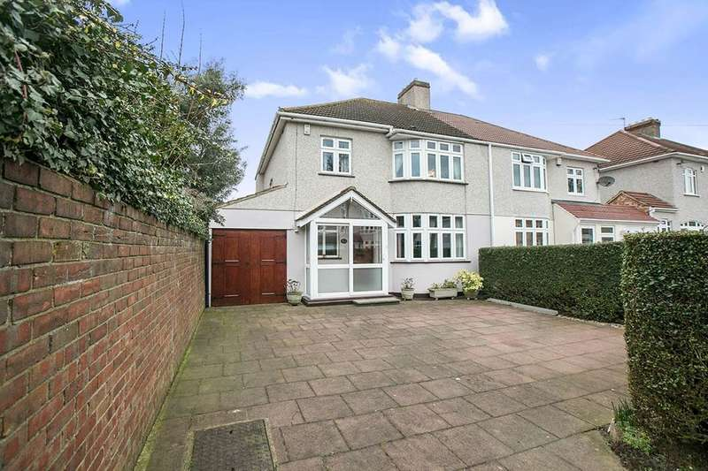 3 Bedrooms Semi Detached House for sale in First Avenue, Bexleyheath, DA7