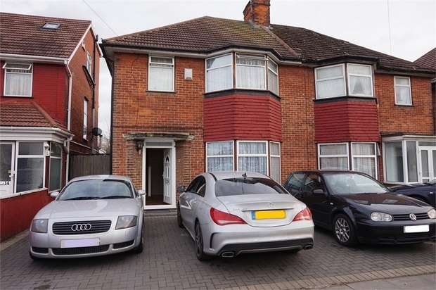 3 Bedrooms Semi Detached House for sale in Monks Park, Wembley, Middlesex