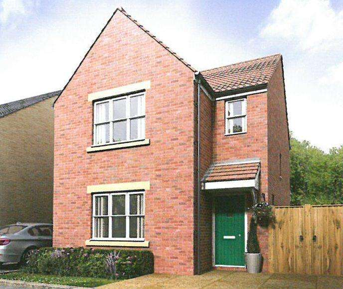 3 Bedrooms Detached House for sale in NEW HOUSE PLOT 3, HAMILTON GATE, FRINTON ON SEA