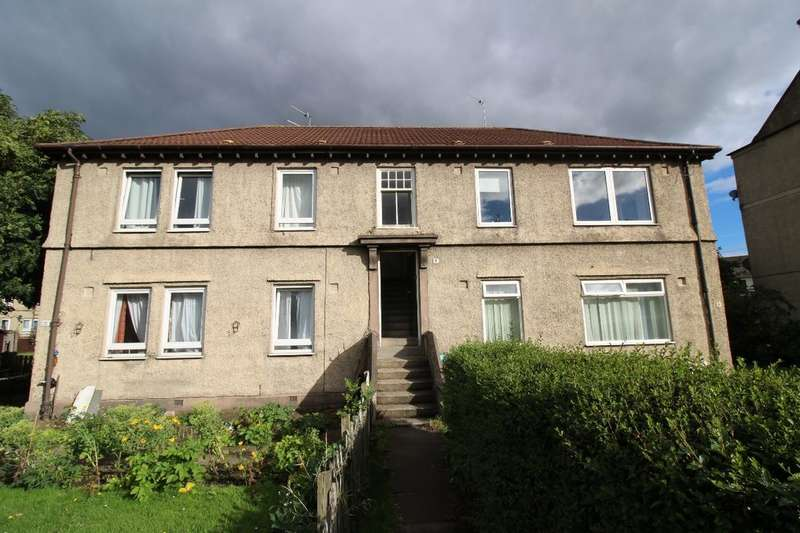 2 Bedrooms Flat for sale in Lochend Drive, Edinburgh, EH7