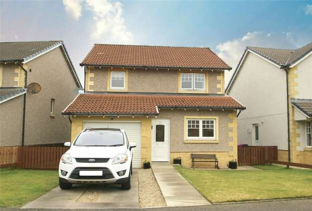 3 Bedrooms Detached House for sale in Marleon Field, ELGIN, Moray