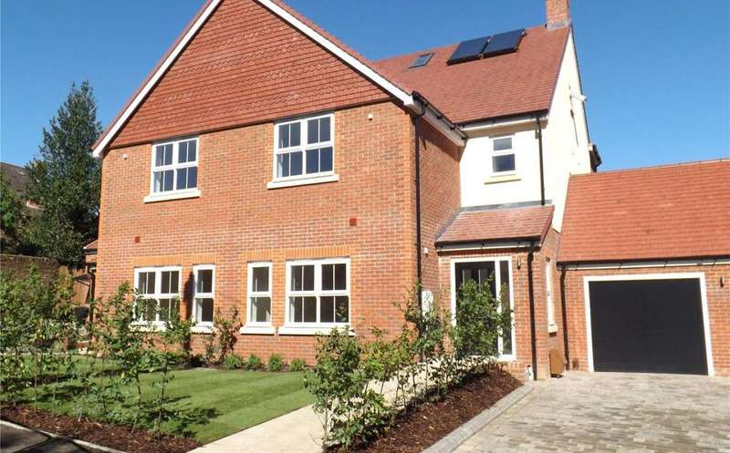 4 Bedrooms Semi Detached House for sale in Plot 2 Nightingale Place, Rickmansworth, Hertfordshire, WD3