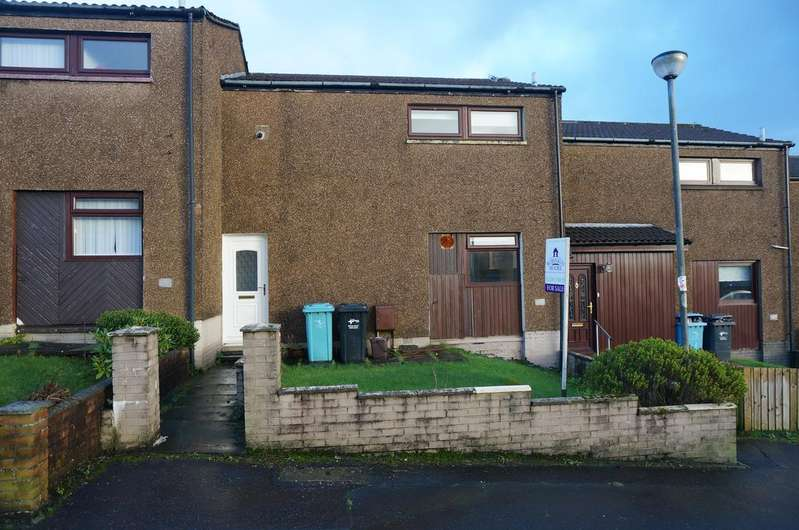 3 Bedrooms Terraced House for sale in Inchwood Road, Westfield, Cumbernauld G68