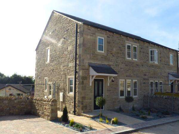 4 Bedrooms Semi Detached House for sale in Plot 8, Wayside Mews, Silsden BD20 0JU