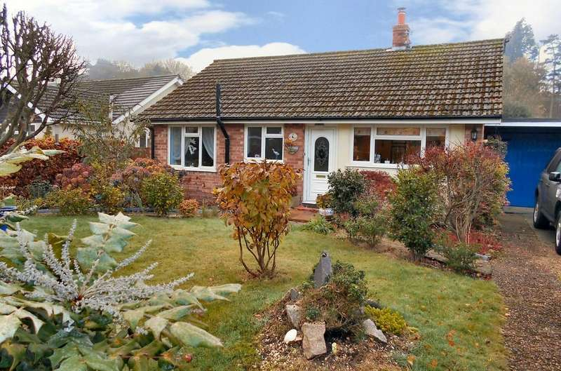 2 Bedrooms Detached Bungalow for sale in High Kelling, Holt