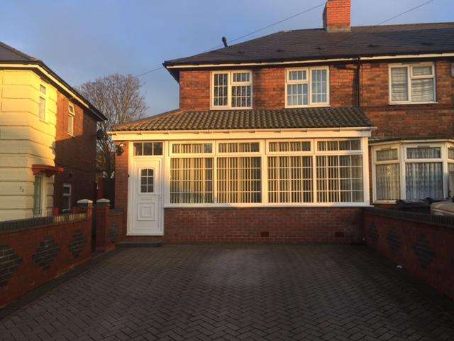 3 Bedrooms Semi Detached House for sale in Northleigh Road, Ward End, Birmingham B8