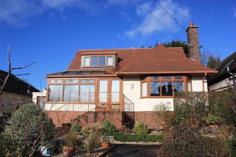 3 Bedrooms Detached House for sale in Warren Road, Deganwy LL31