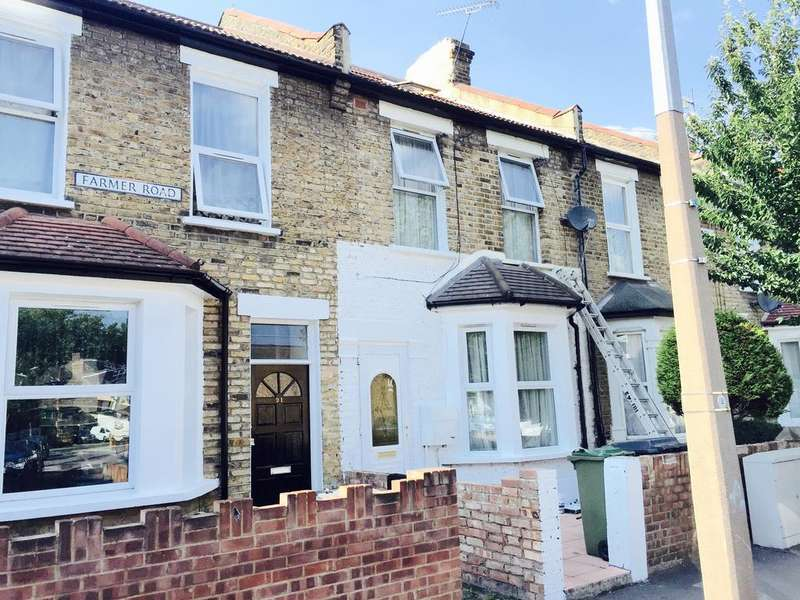 5 Bedrooms Terraced House for sale in Farmer road e10