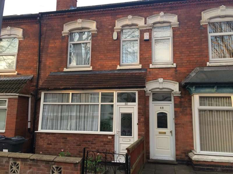 3 Bedrooms Terraced House for sale in Frederick Road, Stechford, Birmingham B33