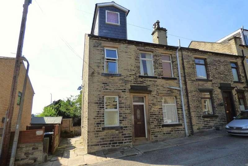 1 Bedroom Terraced House for sale in Whitehall Street, Hipperholme HX3