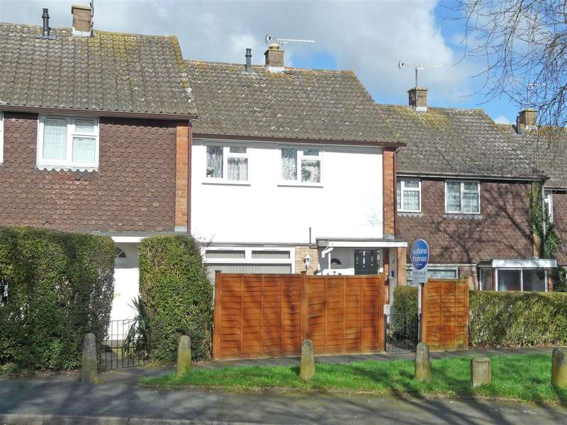 3 Bedrooms House for sale in Ludlow Place, Newton Farm, Hereford, HR2