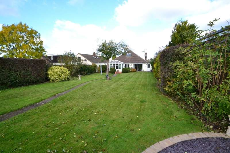 5 Bedrooms Detached Bungalow for sale in East Gomeldon