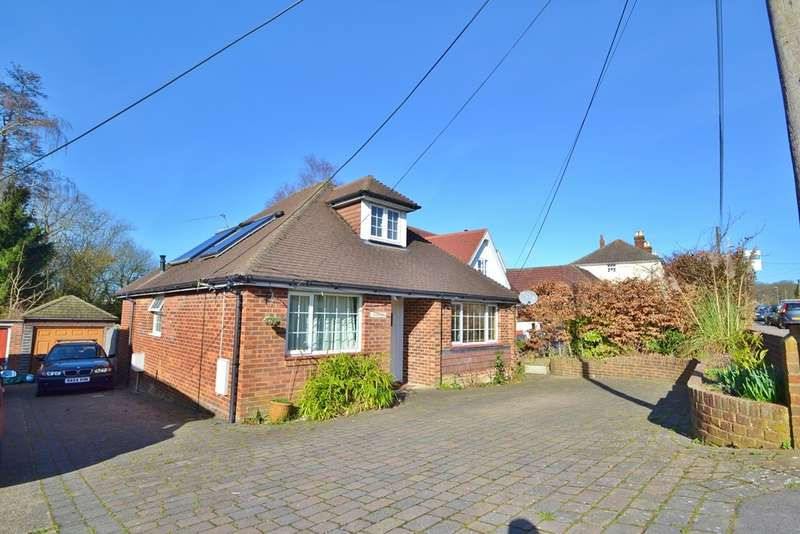 4 Bedrooms Detached Bungalow for sale in Otterbourne