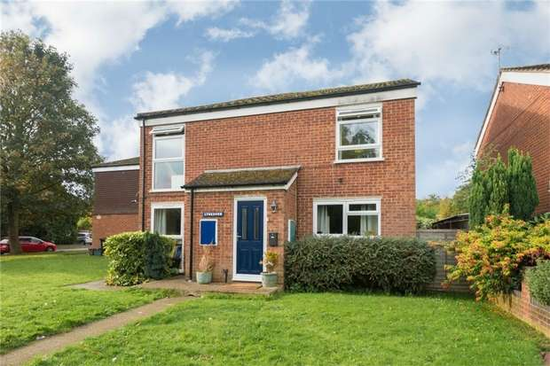 2 Bedrooms Maisonette Flat for sale in Bangors Road North, Iver Heath, Buckinghamshire