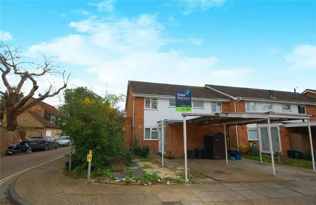 3 Bedrooms End Of Terrace House for sale in Parkside, Hampton Hill