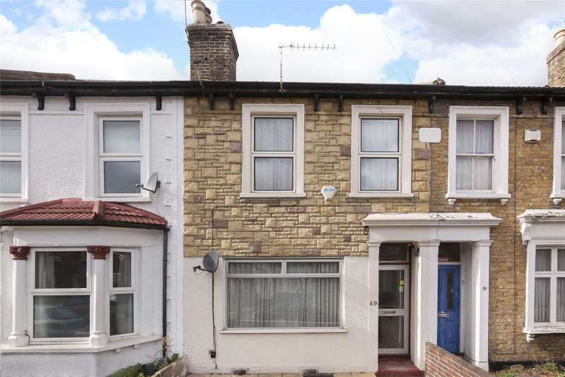 3 Bedrooms House for sale in Davidson Road, Croydon