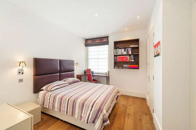 2 Bedrooms Flat for sale in Devonshire Court, 26A Devonshire Street, Marylebone, London W1G