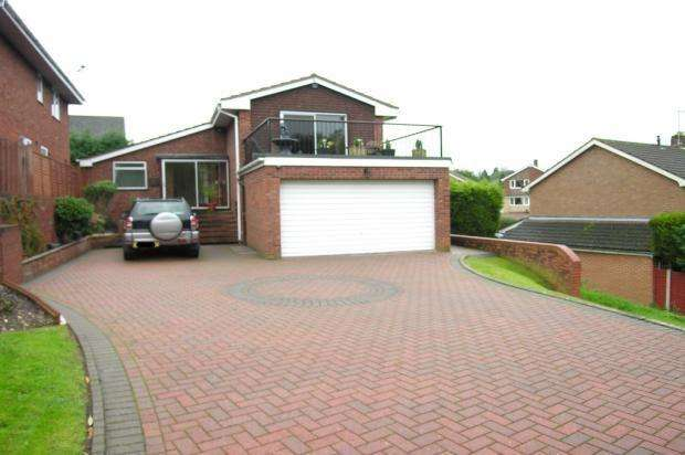 4 Bedrooms Detached House for sale in FAIRVIEW WAY, BASWICH, STAFFORD ST17