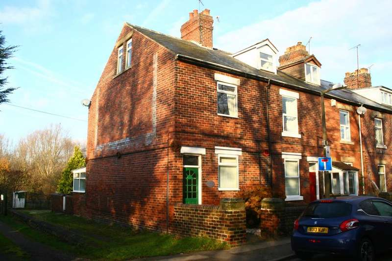 3 Bedrooms End Of Terrace House for sale in Falconer Lane, Sheffield S13